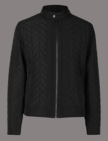 Autograph Quilted Jacket With Stormweartm
