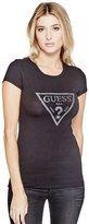 GUESS Glitter Logo Tee