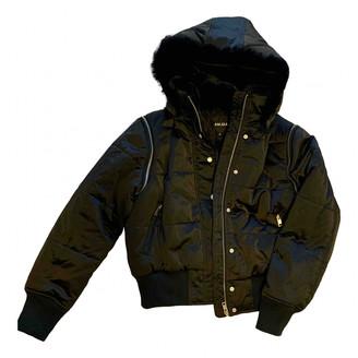 I.AM.GIA Black Synthetic Jackets