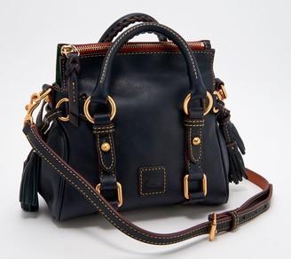 Dooney & Bourke Florentine Leather Nano Satchel
