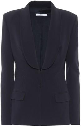 Safiyaa Stretch-crepe blazer
