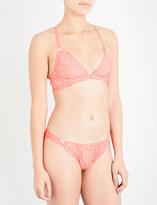 Heidi Klum Intimates Made in Eden stretch-lace demi bra