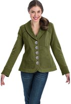 Neon Buddha Zesty Jacket Earthly Green