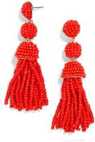 BaubleBar New Mini Granita Tassel Earrings