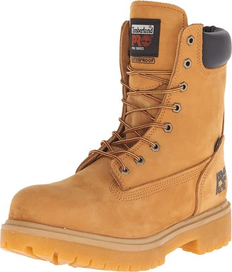 "Timberland Men's Direct Attach 8"" Steel Toe Boot"