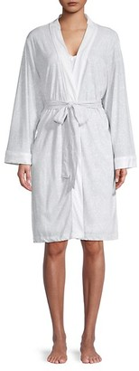 Carole Hochman 2-Piece Robe Night Gown Set