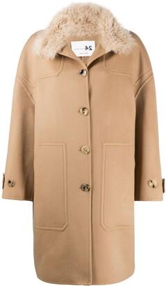 Manzoni 24 Single-Breasted Coat