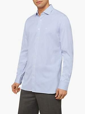 Hackett London Painterly Stripe Slim Fit Shirt
