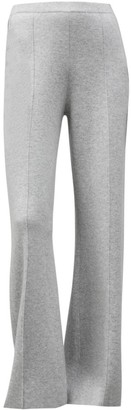 Lafayette 148 New York Double Knit Cashmere-Blend Pull-On Pants