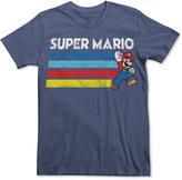 Fifth Sun Men's Super Mario Graphic-Print T-Shirt