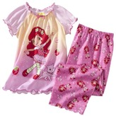 Favorite Characters Strawberry Shortcake Toddler Girls 2-Piece Pajama Set - Pink