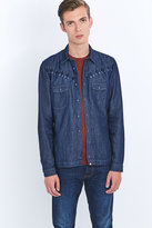 Pretty Green Naunton Navy Shirt