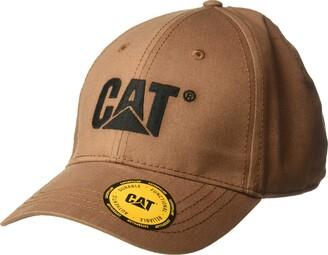 Caterpillar Men's Cat Trademark Cap
