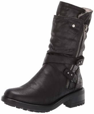 Carlos by Carlos Santana Women's Sawyer 4 Motorcycle Boot