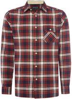 Howick Yosemite Brushed Check Long Sleeve Shirt