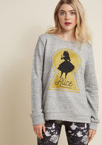 ModCloth Unlock Adventure Sweatshirt in L