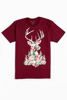 Urban Outfitters Stag Floral Tee