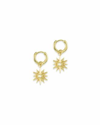 Kendra Scott Starburst Charm Earrings Set