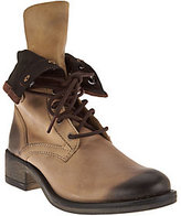 Matisse Tarnished Lace-up Boots- Mollie