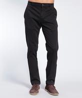 Mavi Jeans Black Twill Johnny Chino Pants - Men