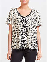 Maison Scotch Printed T-Shirt