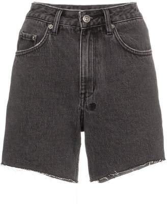 Ksubi Racer denim shorts