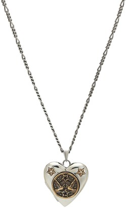 Alexander McQueen Heart necklace