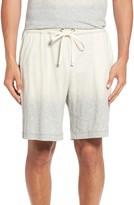 Daniel Buchler Men's Dip Dye Lounge Shorts