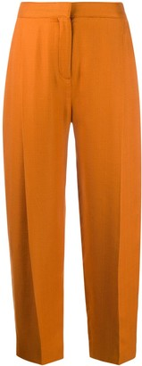 Victoria Victoria Beckham tapered trousers