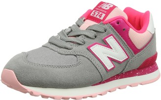 New Balance Unisex Kids' 574v2 Trainers