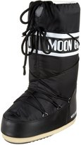 Tecnica Womens Moon Nylon Fashion Mid-Calf Boots Black