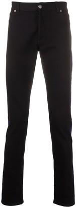 Balmain Embellished Panel Jeans