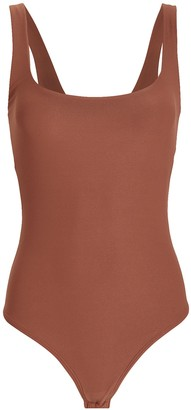 Alix Nyc Mott Stretch Jersey Bodysuit
