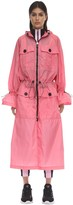 NO KA 'OI No Ka'oi Recognition Nylon Trench Coat