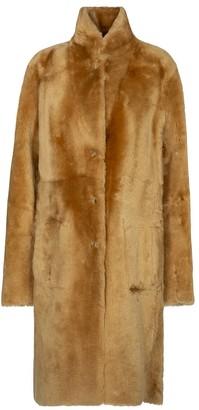 Joseph Polar Skin Brittany reversible shearling coat
