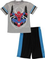 "Spiderman Little Boys' ""City Watch"" 2-Piece Outfit"