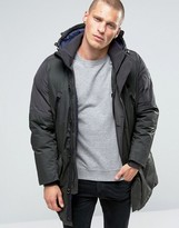 G-star Whistler Hooded Parka Jacket