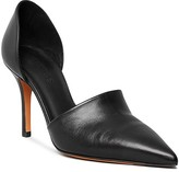 Vince Claire Pointed Toe D'Orsay High Heel Pumps