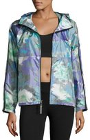 adidas by Stella McCartney Bloom Running Jacket, Power Purple
