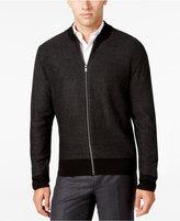 Ryan Seacrest Distinction Men's Textured Baseball Jacket, Only at Macy's