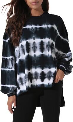 Electric & Rose Neil Tie Dye Sweatshirt