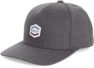 RVCA Airbourne Snapback Baseball Hat