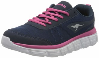 KangaROOS Women's Kr-ref Low-Top Sneakers