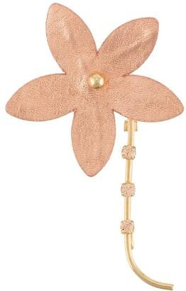 Marni Floral Applique Brooch