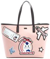 Karl Lagerfeld Women's K/Jet Choupette Shopper Bag Quartz