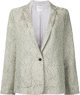 Forte Forte woven jacket - women - Cotton/Linen/Flax/Polyester/Polyimide - I