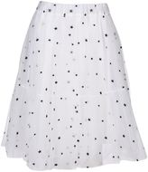 P.A.R.O.S.H. Tulle Layer Skirt