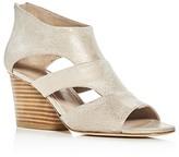 Donald J Pliner Jenkin Metallic Wedge Sandals