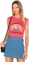 Daydreamer Happiness Is Vacation Tank