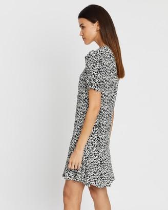 Whistles Petal Print Dress